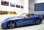 Ferrari Super America 45 Azul