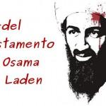 Cordel do Bin Laden — Morte e Testamento de Osama