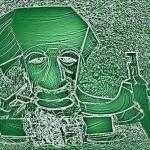 A Morte de Bin Laden na Boca do Povo – Cordel de Antonio Barreto