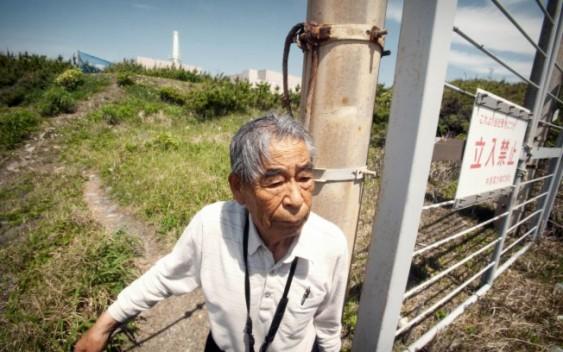 Ação popular contra usinas atômicas no Japão