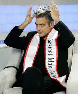 Coroa - George Clooney