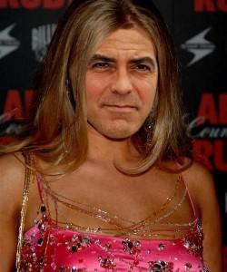 Geoge Clooney Fake