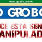 Agora está comprovado: o jornal O Globo tem raiva de pobre