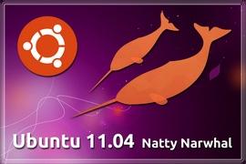 GNU/Linux Ubuntu 11.04 Natty Narwhal