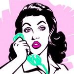 Diálogo sensível e comovente entre mãe e filha ao telefone