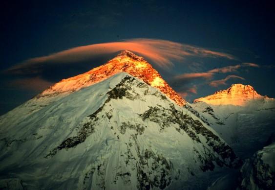 Cordilheira do Himalaia - placas tectônicas