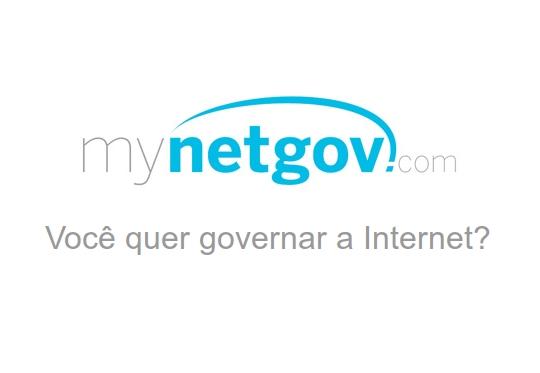 Você quer governar a Internet?