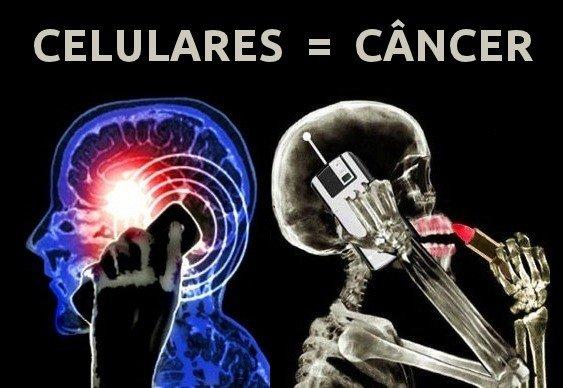 Celular causa câncer