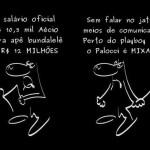 Justiça de olho na vida luxuosa do senador Aécio Neves, do PSDB