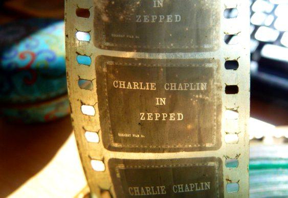 Filme inédito de Charles Chaplin