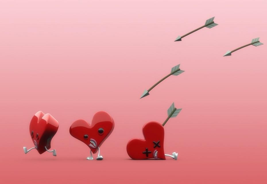 Mensagem romântica - Dia dos Namorados