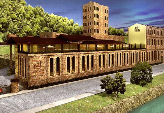 Nova fábrica da cerveja Bohemia em Petrópolis