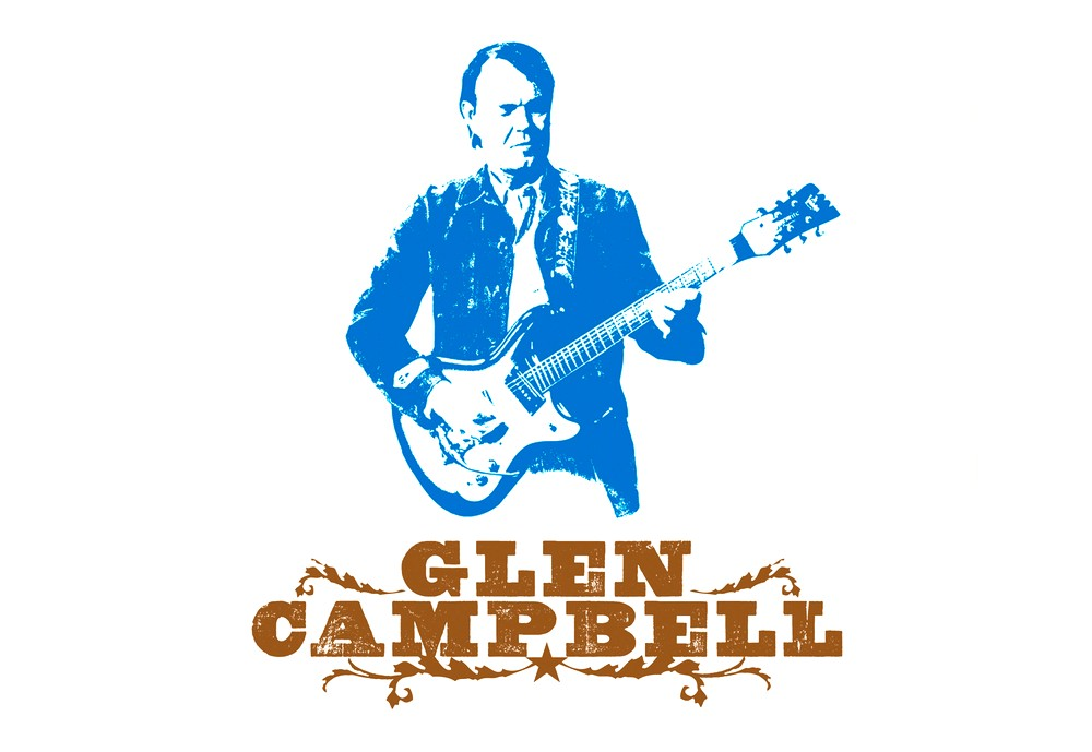 Astro da country music Glen Campbell