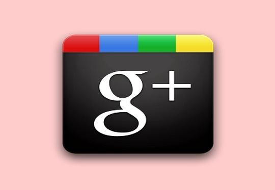 Botão Google Plus