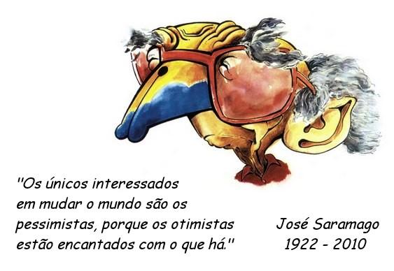 Cartum - escritor português José Saramago