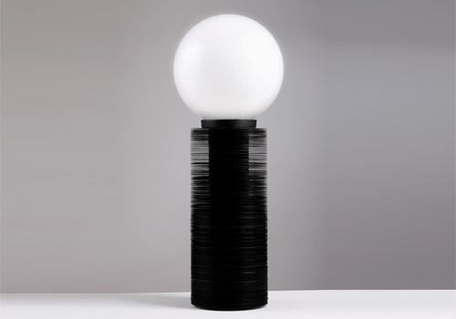 Ideia criativa de luminária reciclada