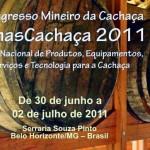 Samba, forró e gafieira agitam a MinasCachaça 2011 em BH