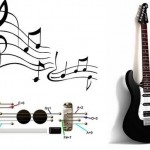 600 músicas para tocar na guitarra online do 'doodle' do Google