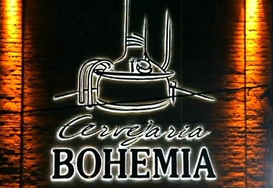 Fachada da Cervejaria Bohemia - Petrópolis