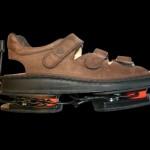 Sapato hightech ajuda recuperação de pessoas que sofreram acidentes