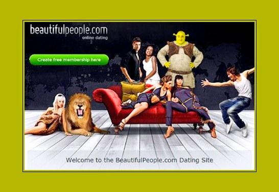 Shrek invade rede social de gente bonita