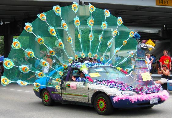 Automóvel super esportivo