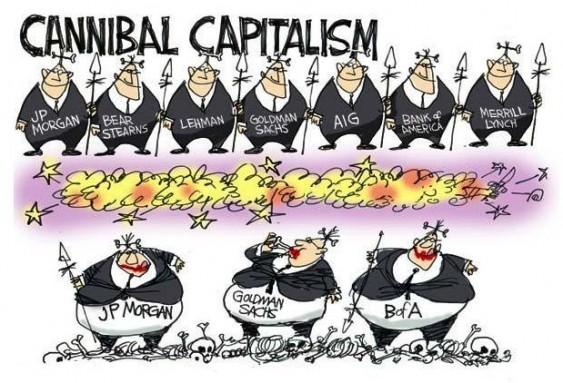 Capitalismo Selvagem