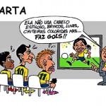 O futebol sem gols da Seleção Brasileira de Robinho, Ganso e Neymar