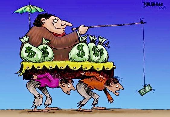 Poder financeiro global