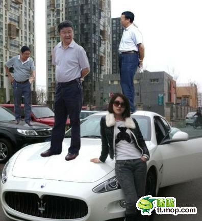 Automóveis e os chineses
