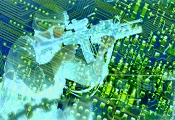 Forças Armadas - guerra virtual