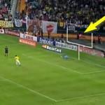 Comédia: jogador árabe ensina brasileiros como se cobra pênalti