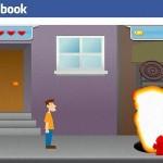 'Desafio Rio Boom-eiro' no Facebook – bueiros explodem em game