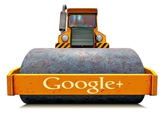 Crescimento do Google+