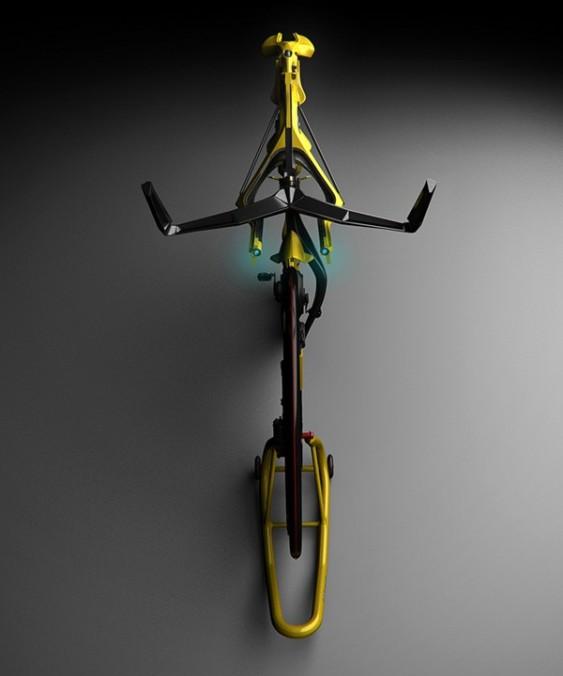 Bicicleta-conceito Alienígena