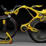 INgSOC – conceito de bicicleta para nenhum ET botar defeito