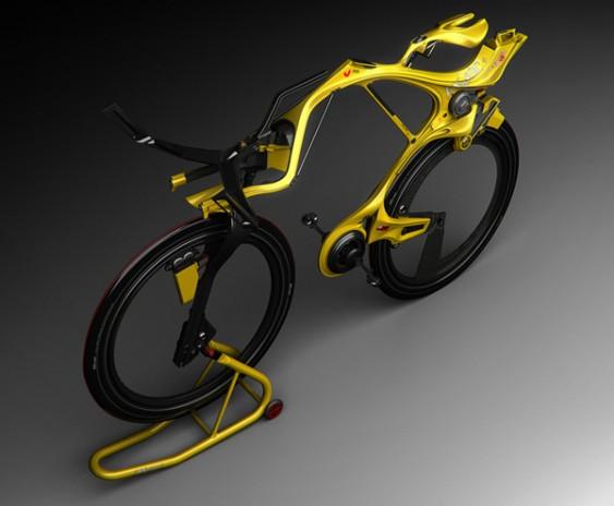 Bike de Extra-Terrestres