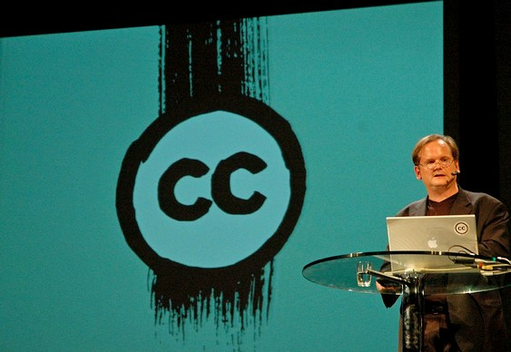 CC - Creative Commons - Larry Lessig