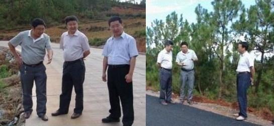 Chineses levitam em estrada
