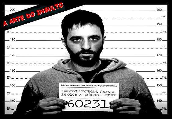 Rafinha Bastos - Piada sobre Estupro