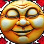Um rosto aparece no Sol em imagens captadas por satélite da Nasa