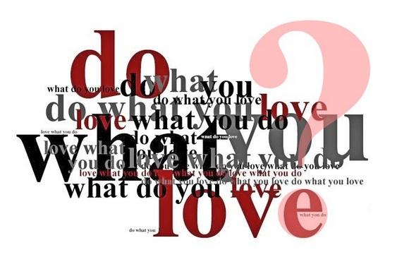 O Que Você Ama?
