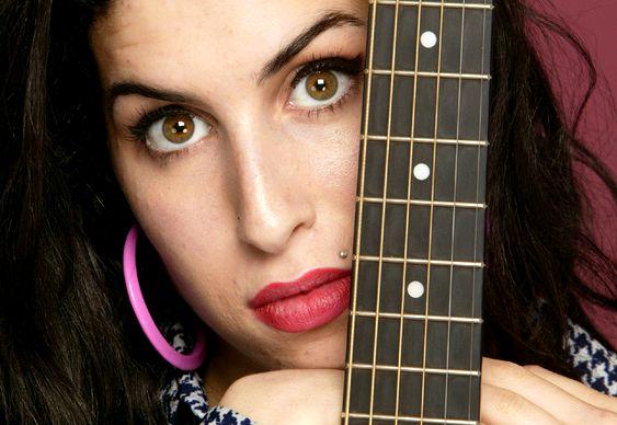 Cantora inglesa Amy Winehouse