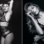 Gisele Bündchen e seu corpaço promovem marca de roupa íntima