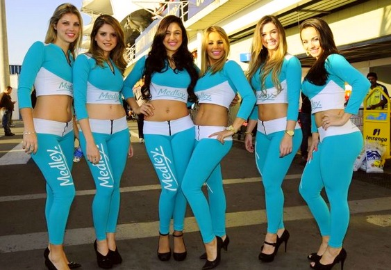 Stock Car Interlagos - Grid Girls