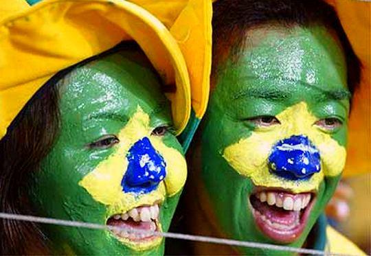 Agência do Japão - Brasil grau BBB