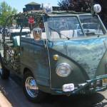 Kombi Baja Volkswagen: show de design num novo off-road esportivo