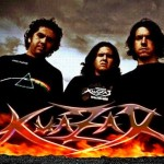 Heavy metal da banda Kuazar esquenta o inverno de crianças carentes