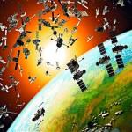 Satélite 'gari' para faxina espacial do lixo na órbita da Terra