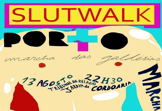 SlutWalk em Portugal